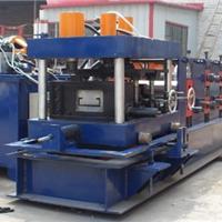 供应全自动扭断冲孔C型钢成型机