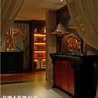 郑州大型时尚会所装修两层私人会所装修设计报价