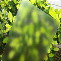 通用级单面磨砂透明PC板,PC片材