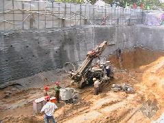 北京专业地面沉降加固地基根底加固处理工程
