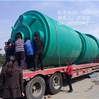 供应十堰10吨平底塑料水箱