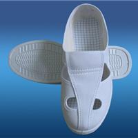 防静电布鞋 防静电四孔鞋 讯诺防静电革面鞋