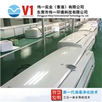 供应广东图书馆空气消毒机丨移动空气消毒器