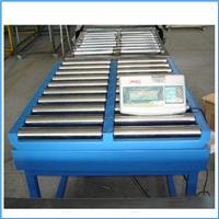 白山100公斤kg滚筒秤 带报警滚轮电子秤价格