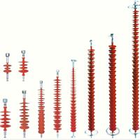 供应复合绝缘子FXBW4-10/70 复合悬式绝缘子