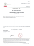BV-法国船级社证书(东星船舶设备厂)