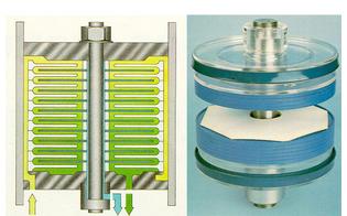 供应DTRO碟管膜片