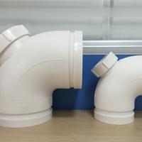 供应宜万川沟槽式HDPE超静音排水管