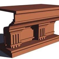 登封GRC,EPS线条,构件欧式建筑装饰材料