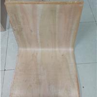厂家专业定制弯曲木配件,曲木弯板