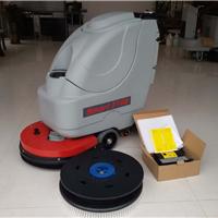广西电动洗地机厂家批发销售手推式洗地机