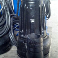 供应蓝洲50WQ10-15-1.5潜水三相电泵