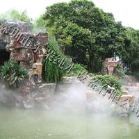 露天餐厅冷雾降温深圳景观造雾设备质优价廉