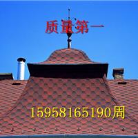 武汉沥青瓦油毡瓦价格