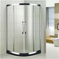 供应新款不锈钢淋浴房玻璃隔断