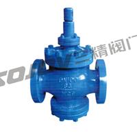 YGA43H高灵敏度大流量蒸汽减压阀