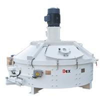 供应对流行星式搅拌机混凝土混合机MPC1000