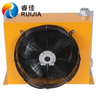 供应液压油换热器 风冷式换热器AH1490