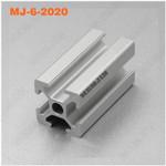 供应工业铝型材2020单槽铝型材 双槽铝型材