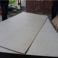 8厘杨木胶合板E2级工程板实木板材多层板