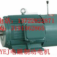 供应YEJ180电磁制动电机4极