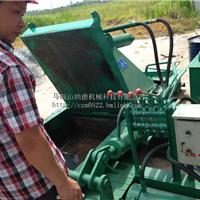 供应Y81-1000刨花打包机 废铁丝压块机