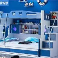 上下床儿童高低床 双层床子母床厂家直销