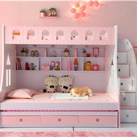 供应儿童高低床板式床儿童上下床双层床