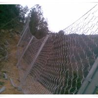 被动RXI-100防止山体落石的安平边坡防护网