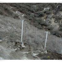 被动RX-100防止山体落石的安平边坡防护网