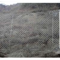 被动RX-070防止山体落石的安平边坡防护网