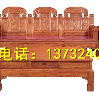 供应福禄寿沙发缅甸花梨木誉福红木家具厂