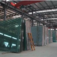 13米长盐城、徐州15毫米19毫米展厅吊挂玻璃
