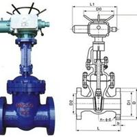 衬氟闸阀Z41F46-16C