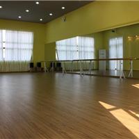 pvc塑胶地板舞蹈室瑜伽室地板