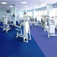 供应南京苏州无锡健身房体育馆PVC塑胶地板