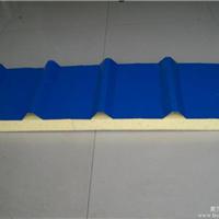 供应新型岩棉/玻璃丝绵/聚氨酯夹芯板