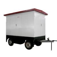 供应移动式箱变,移动箱式变电站报价