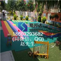 幼儿园悬浮地板 拼装悬浮地板厂家