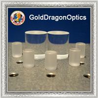 供应 氟化钙CAF2柱面镜