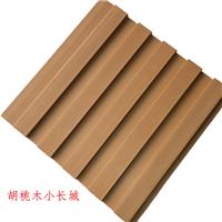 供应生态木长城板 护墙背景板