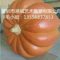 供应优质玻璃钢蔬菜水果造型装饰雕塑