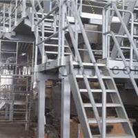 供应定制铝合金工作平台系列