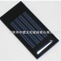 供应太阳能滴胶单晶板,60w太阳能单晶电池板