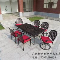 舒纳和户外家具厂专业生产户外桌椅