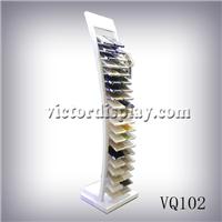 供应石材展架VQ102
