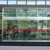 中山玻璃平移门安装,松下感应门机价格