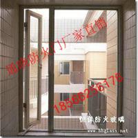 供应湖南永州不锈钢玻璃防火门厂家