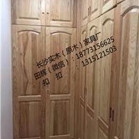 长沙实木家具厂书柜、餐边柜定制质量稳定