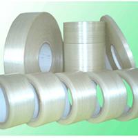 双线玻璃纤维胶带 高粘塑料纤维胶带